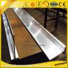 Protuberancia del aluminio del aluminio T Solt del perfil de la construcción de la alta calidad