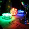 誕生日の結婚式のRamadanの装飾のための新しいRGBカラー党供給の極度の明るい卸し売り浸水許容ライト