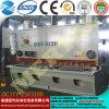 Горячее сбывание! Машина гидровлической (CNC) гильотины -25X3200 QC11y (k) режа, автомат для резки металлического листа