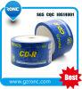 CD-R 700MB dos media em branco para a cópia dos dados