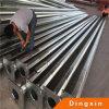 Heiße Verkaufs-Qualität Q235 4m 5m 6m 7m 8m galvanisierter Pole für das Beleuchten in 25 Jahren Lebensdauer-