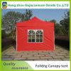 3X3 M PVC防水鋼鉄屋外の容易な上りのおおいのテント