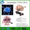 CAS 77472-70-9 Nootropic dope la poudre de Sarms Carphedon Phenylpiracetam