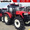 90CV Diesel 4x4 tractor agrícola de China para la venta
