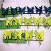 Wand-Montierungs-Basisrecheneinheit Sytle Metallaufhängungs-Beutel kleidet Haken