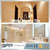 Mattonelle di marmo beige della parete della Cina con colore giallo per il rivestimento della parete/facciata interni & esterni