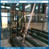 安い価格の安全建築構造の和らげられた二重ガラスをはめられたガラス窓