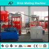 Автоматическое изготовление машины кирпича управлением цемента