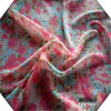 Neues Hot Selling Printed Fabric für Women Garment, Rose Printed Polyester Fabric