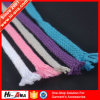 SGS доказал шнур различных цветов продуктов декоративный