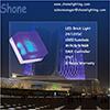Bello indicatore luminoso impermeabile in sotterraneo esterno del mattone del ghiaccio del LED