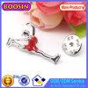 Brooch all'ingrosso #51173 di Pin di ginnastica della ragazza di Dancing della Cina Cusotm
