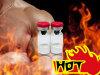 Pós esteróides anabólicos do acetato 98% CAS 2590-41-2 de Dehydronandrolone do edifício do músculo