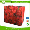 Выходя на рынок хозяйственная сумка нестандартной конструкции напечатанная Eco сплетенная PP