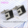 Botão de punho de prata de cristal 332 da camisa francesa dos homens da alta qualidade VAGULA