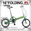 16 Inch-preiswertes kleines faltendes Fahrrad (WL-1601S-1)