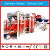 Production LineのフルオートQt6-15 Concrete Blocks Making Machine