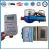 Medidor de água pagado antecipadamente medidor de fluxo do RF da água