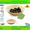 3.5  둥근 종려 잎 식욕 돋우는 음식 사발