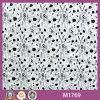 Qualität Cotton Lace Fabric Flower Print für Ladys Dress
