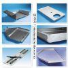 CNC 구부리는 시리즈 서비스 (GL013)를 가진 기계로 가공 판금 위원회