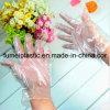 26*28 Transparment HDPE Handschuh mit geprägt
