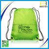 個人化された昇進210dのナイロン体操のドローストリングはドローストリング袋をBackpacks