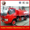 2m3 Water Tanker Street Fire Fighting Truck