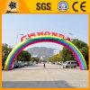 Logo (BMAC48)のカスタムInflatable Rainbow Arch