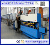 Linha da extrusão do revestimento do cabo de Xj70-120mm, máquina da extrusão do revestimento