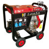 7.5kVA Portable Key Inizio Open Diesel Power Generator con Battery