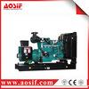De ElektroApparatuur 375kVA van Aosif 300kw & de Diesel Genset Elektrische Vastgestelde Kta19-G2 van de Levering
