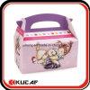 주문 서류상 다채로운 판지 상자 포장