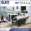 高品質小さいDTHの掘削装置Hf410tのトレーラーのタイプ
