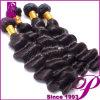 Выдвижение волос девственницы Weft, новые человеческие волосы бразильянина способа