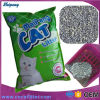 Cat 100% di Clay Irregular Crushed della bentonite Litter /Cat Sand 5kg/Bag