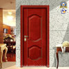 新しいDesign Red Willow Security Door Steel Wooden Door (sx-8-2001)