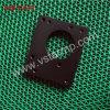 Fazer à máquina da baquelite da peça personalizada da máquina do CNC com os produtos de alumínio Vst-0954 da peça de automóvel preta