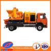 ディーゼル機関の移動式具体的な強制混合機械