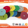 Angle Grinder를 위한 다이아몬드 Pad Granite Polishing Pads