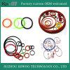 Selos do anel-O da borracha de silicone do cilindro hidráulico da alta qualidade