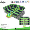 주문을 받아서 만들어진 Made Trampoline Indoor Trampoline Park (sv4528)