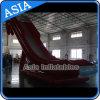 Diapositiva inflable, PVC inflable de la diapositiva de agua, diapositivas del yate de agua inflables del yate para el partido