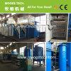 machine de traitement de filtre d'eaux résiduaires avec de pointe