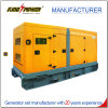générateur silencieux favorable à l'environnement du gaz 200kw naturel
