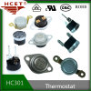 Termóstato de la serie Hc301/Ksd301, Sobre-Curent protector, protector termal