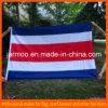 Флаг белой нашивки голубого красного цвета декоративный