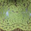 2016 tessuti sexy del merletto del ciglio della tessile di cotone del ricamo di nuovo disegno