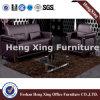 Sofà domestico stabilito Hx-S3033 del sofà del cuoio della mobilia di svago