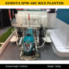 Transplantoir manuel de riz des rangées Spw-48c de la Chine Kubota 4 à vendre